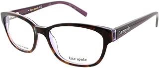 Kate Spade Blakely Eyeglasses-0JLG Tortoise Purple-50mm