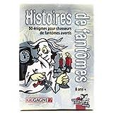 Kikigagne Black Stories Junior - Histoires de fantômes