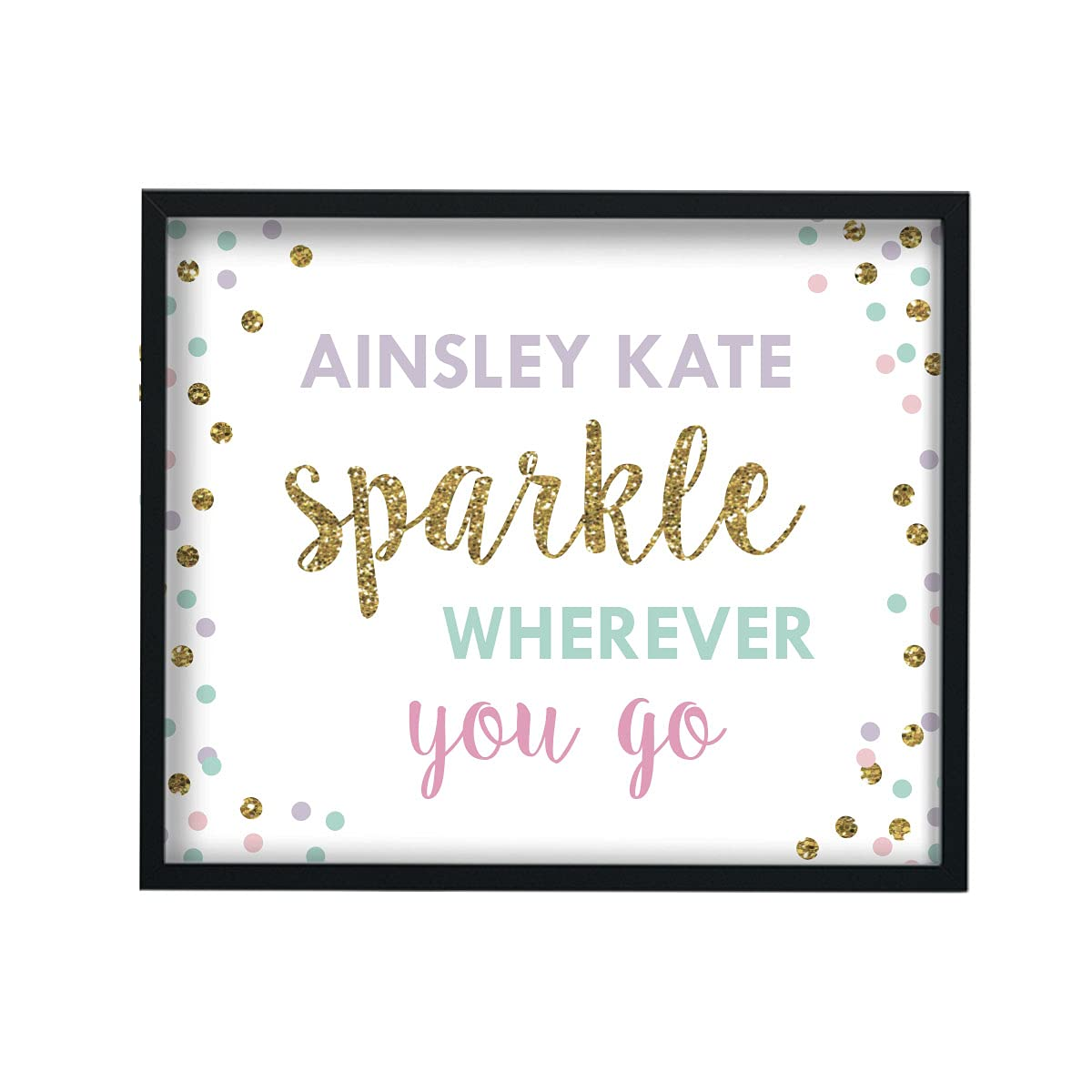 Sparkle High quality new Wherever You Go Print Color Choices Max 88% OFF Girl Roo Teenage