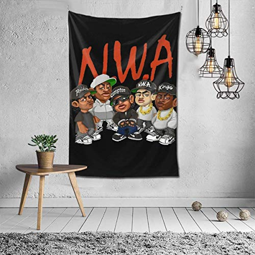Hengtaichang NWA Tapestry 60 X 40 Inches Soft and Durable Hanging Bedroom Tapestry Bedroom Dormitory Home Decoration Tapestry