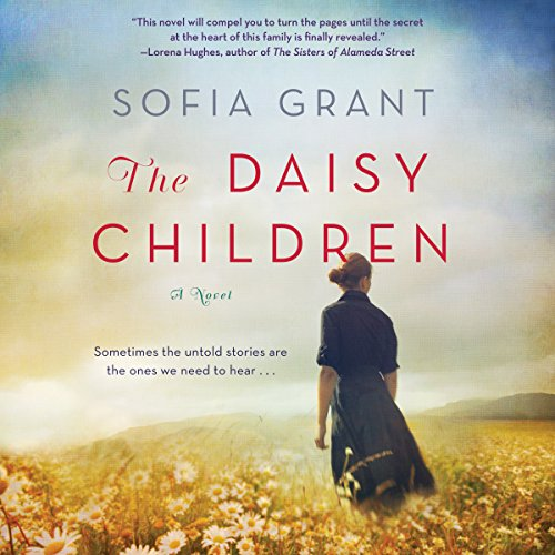 The Daisy Children audiobook cover art