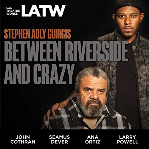 Between Riverside and Crazy audiobook cover art