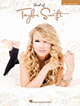 Best of Taylor Swift (Big-note Piano)