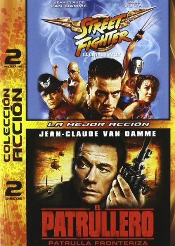 Street Fighter, La Ultima Batalla/ El Patrullero - Duo [DVD]