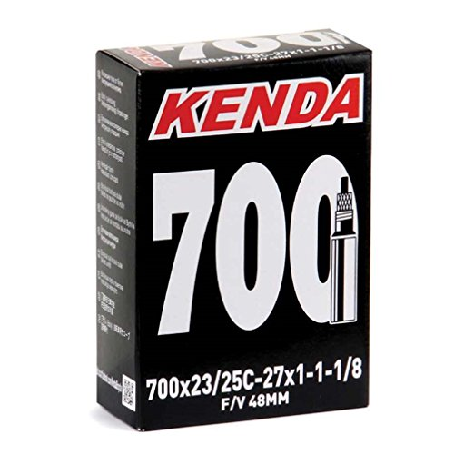 KENDA Road Bicycle Tube - 700 x 23/25 - Presta Valve