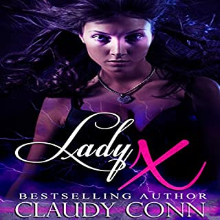 Lady X audiobook cover art