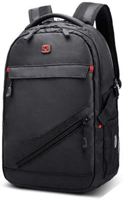 HUYANNABAO Waterproof Laptop Backpack 15.6 Inch Men Large Capacity Computer Notebook Backpack Male Brand Big Business Casual Bagpack