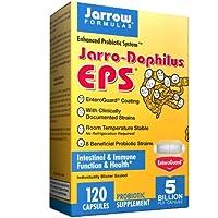 Jarrow Formulas Jarro-Dophilus ジャロ-ドフィルス EPS 50億 ベジカプセル120粒