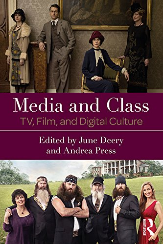 Media and Class: TV, Film, and Digital Culture (English Edition)
