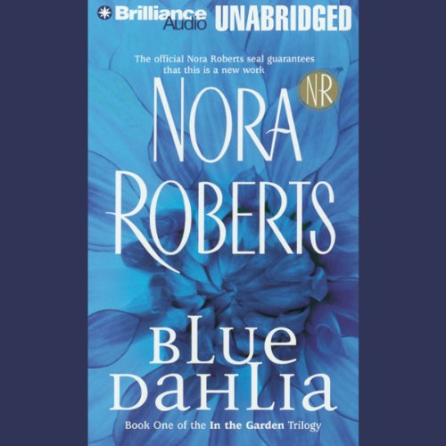 Blue Dahlia audiobook cover art