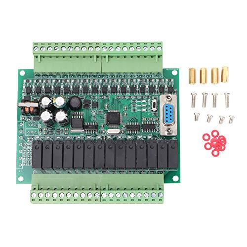 Germerse Tablero de Control programable Industrial, Controlador lógico programable Controlador PLC para...