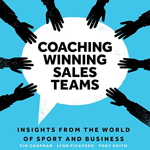 『Coaching Winning Sales Teams』のカバーアート