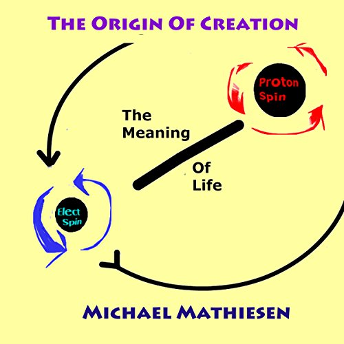The Origin of Creation audiobook cover art
