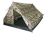 Mil-Tec Classic - Tenda a 2 posti, impermeabilità 800 mm