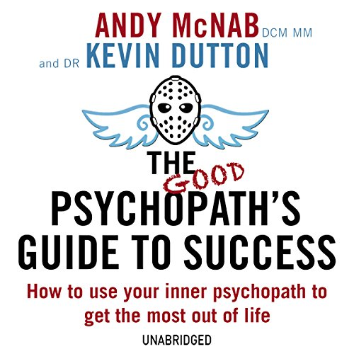 The Good Psychopath's Guide to Success cover art