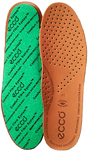 Price comparison product image ECCO Men's Insole,  Lion / Lion,  41 EU / 7-7.5 M US