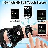 Zoom IMG-2 akwlovy smartwatch orologio fitness tracker