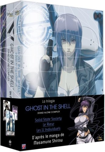 Ghost in The Shell-Stand Alone Complex : la trilogie