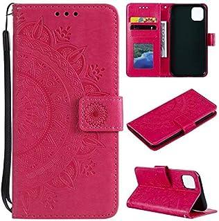 CoverKingz Cover voor Apple iPhone 11 mobiele telefoon hoesje, flip case cover, beschermhoes met kaartvak, case motief man...