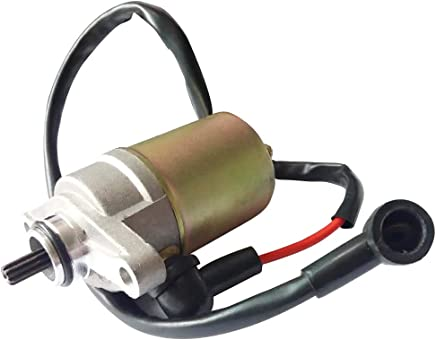 Electric Starter Motor 49cc 50cc TaoTao ATM50A1 CY50A Thunder 50 Scooter Moped