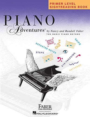 Compare Textbook Prices for Primer Level - Sightreading Book: Piano Adventures  ISBN 9781616776305 by Faber, Nancy,Faber, Randall