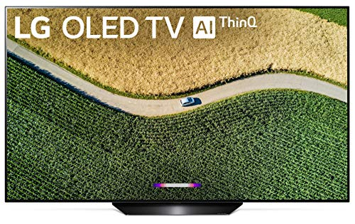 Image of LG OLED55B9PUA B9 Series 55 inch 4K Ultra HD Smart OLED TV (2019): Bestviewsreviews