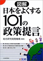 図解日本をよくする101の政策提言
