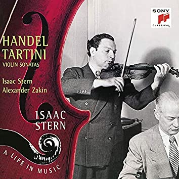 Händel: Sonata in D Major, Op. 1, No. 3 - Tartini: Violin Sonata in G Minor, Op. 1, No. 10