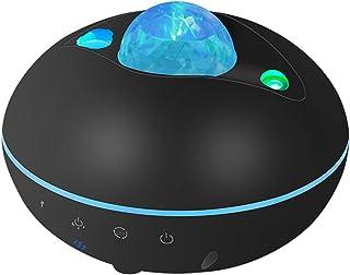 WIDIAN Tuya — Lâmpada de projetor de modo duplo Bluetooth WiFi, controle remoto por aplicativo, projetor de céu estrelado ...