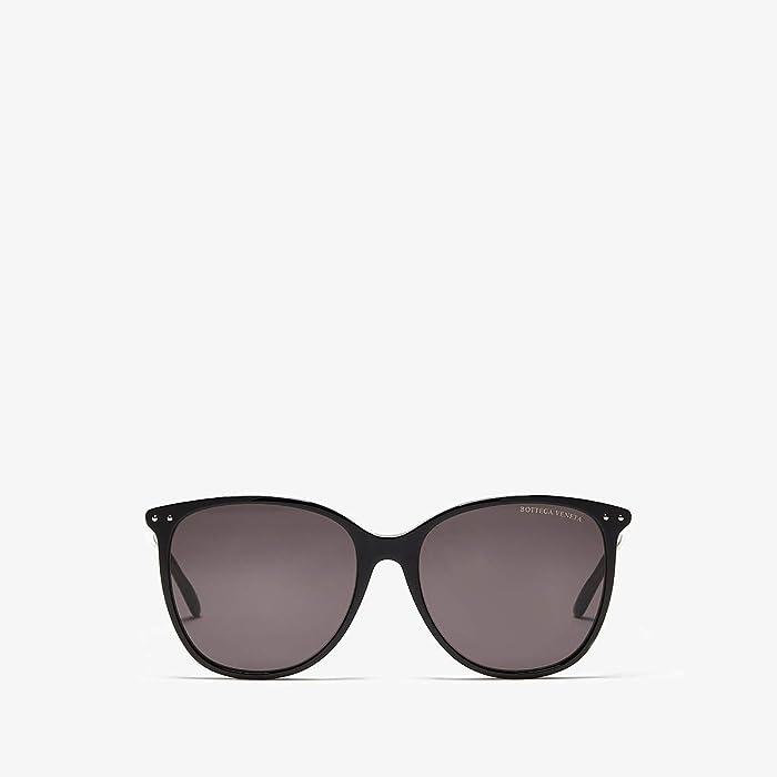 Bottega Veneta  BV0160S (Black) Fashion Sunglasses