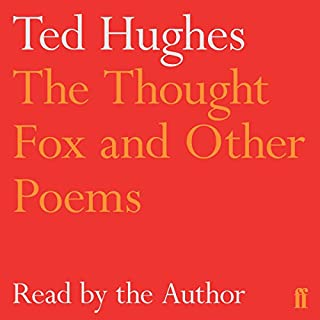 The Thought-Fox and Other Poems audiobook cover art