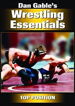 DVD Dan Gable's Wrestling Essentials: Top Position DVD Book