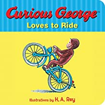 Curious George Loves to Ride