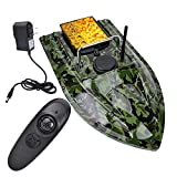 RC Fishing Finder Boat, 500m Remote Control Wireless Fishing Bait Boat Fish Finder