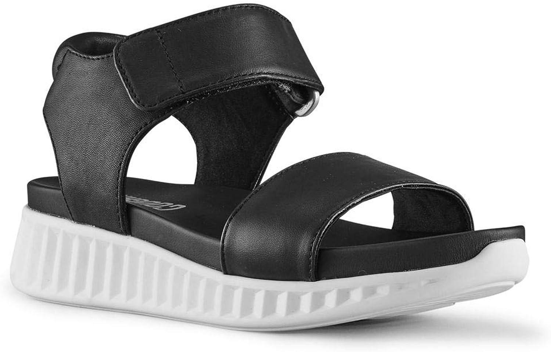 Cougar Women's Fiesta Sandals in Black