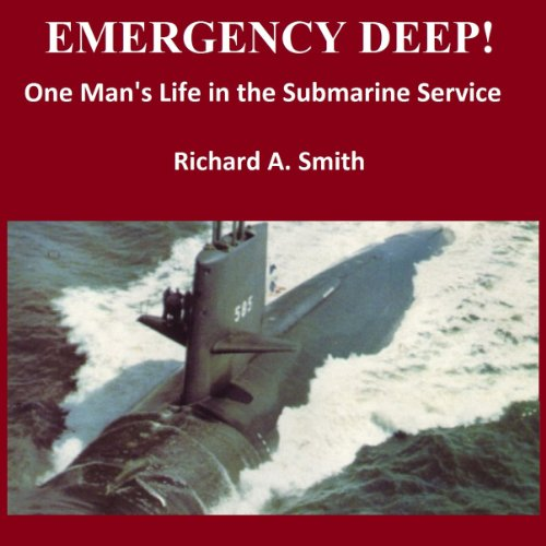 Emergency Deep audiobook cover art