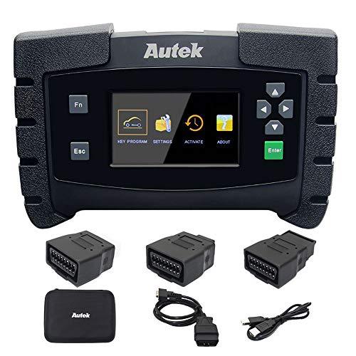 Autek IKey820 Key Fob Programming Tool for All Cars Immobilizer Pin Code Reader Locksmith Car Key Programmer