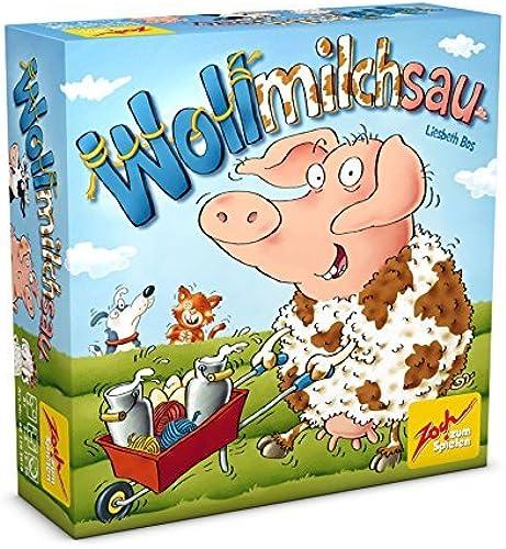 Wollmilchsau voitured Game by Zoch Verlag