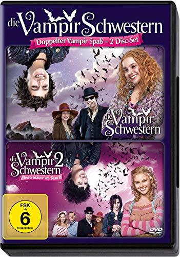 Die Vampirschwestern / Die Vampirschwestern 2 - Fledermäuse im Bauch [2 DVDs]