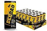 BEEBAD® Energy Drink - (cartone da 24 lattine da 250ml)...