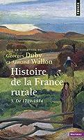 Histoire de la france rurale t.3 de 1789 a 1914