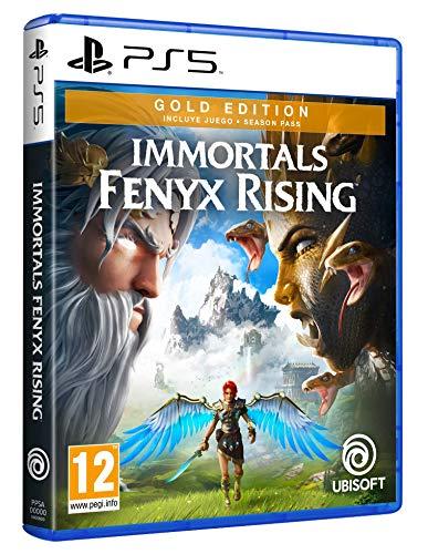 Immortals Fenyx Rising Gold Edition PS5