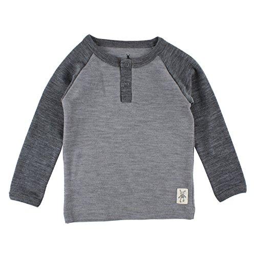 Small Rags Jungen Langarmshirt Top Wolle (80)