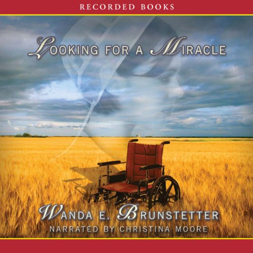 Looking For a Miracle audiobook cover art