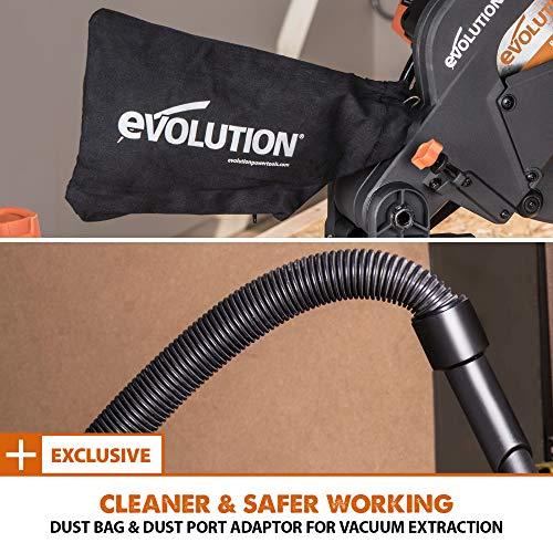 Evolution Power Tools R255SMS+ 10