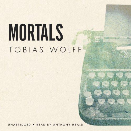 Mortals audiobook cover art