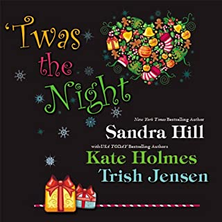 'Twas the Night audiobook cover art