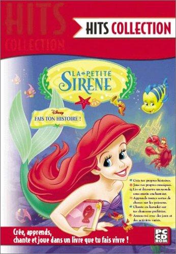 La Petite Sirène : Livre animé interactif - Hits Collection