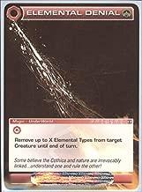 Chaotic Elemental Denial Mugic - Underworld Secrets of The Lost City Deck Card # 77