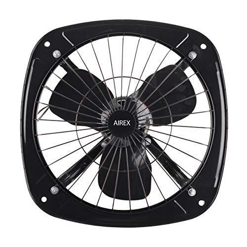 Airex 3 Blade Fresh AIR Exhaust Fan (9 Inch, Grey)